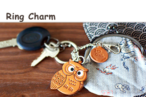 Animal Ring Charm