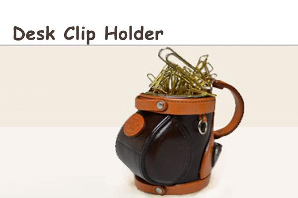 Desk Clip Holder