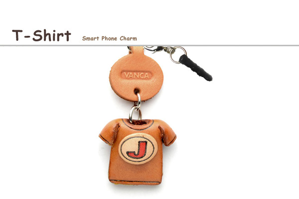 T-shirts earphone jack charm