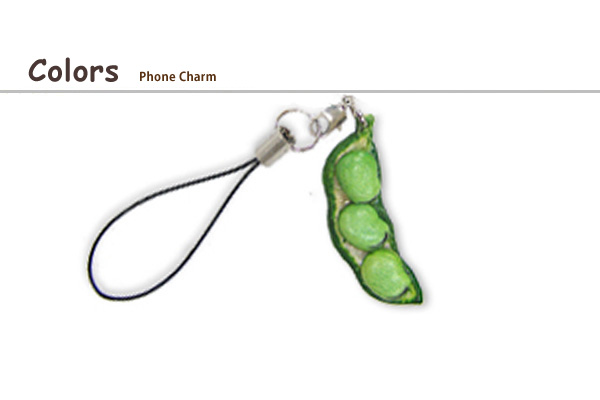 Color phone charms