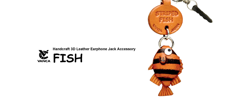 handcrafted leather animal phone charm
