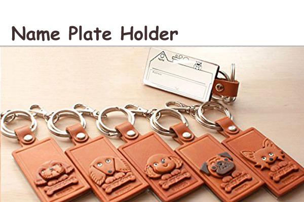 Name Plate Holder