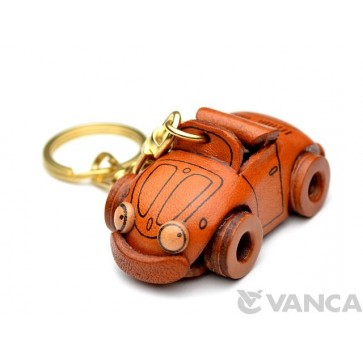 Volkswagen Leather Keychain(L)