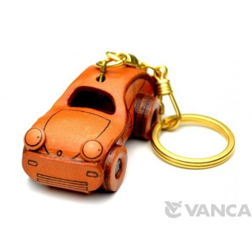 Coupe Leather Keychain(L)