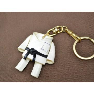 Dou Gi Uniform Leather Keychain(L)