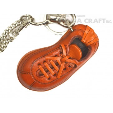 Sneaker Handmade Leather Sports/Bag Charm