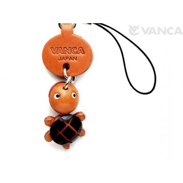 Turtle Japanese Leather Cellularphone Charm Mascot
