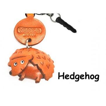 Hedgehog Leather Animal Earphone Jack Accessory