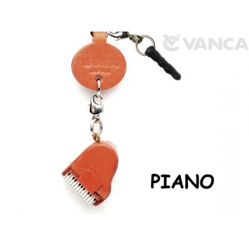 Piano Leather goods Earphone Jack Accessory