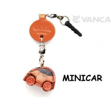 Minicar Leather goods Earphone Jack Accessory