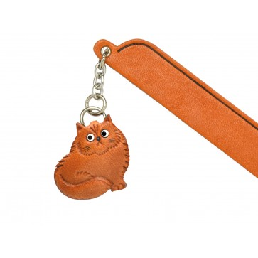 Persian Leather Charm Bookmarker