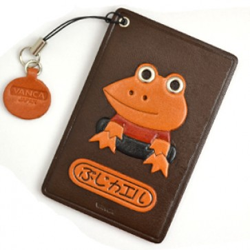 Frog Leather Commuter Pass/Passcard Holders