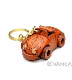 Volkswagen Leather Keychain(L)