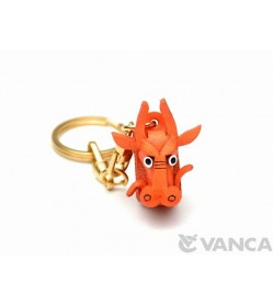 Dragon Leather Keychain (Chinese Zodiac)
