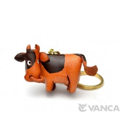 Cow Leather Keychain(L)