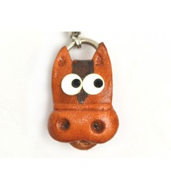 Horse(small) Leather Animal Figuine/charm Chinese Zodiac Series