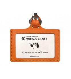 Owl ID Card/Badge Holder