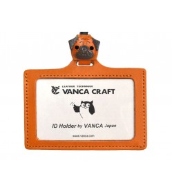 Pug ID Card/Badge Holder