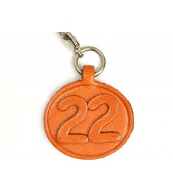 No.22 Leather Plate Birth date Series