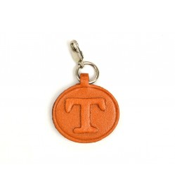 T Leather Alphabet Plate