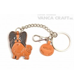 Papillon Leather Ring Charm #26067