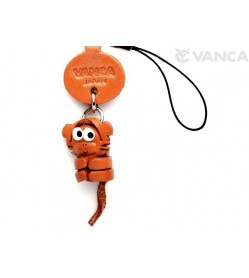 Monkey Japanese Leather Cellularphone Charm Zodiac Mascot