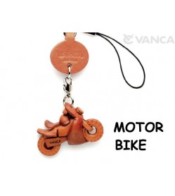 Motor bike Japanese Leather Cellularphone Charm Goods