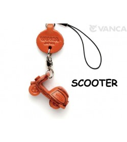 Motor scooter Japanese Leather Cellularphone Charm Goods
