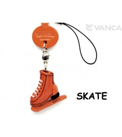 Skates Japanese Leather Cellularphone Charm Goods