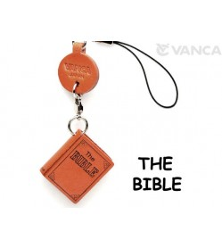 The Holly Bible Leather Cellularphone Charm