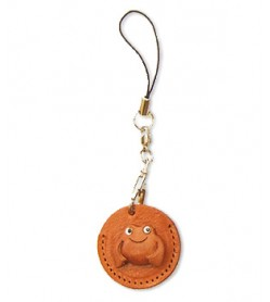 Frog Japanese Leather Cellularphone Charm Coin cases #46445