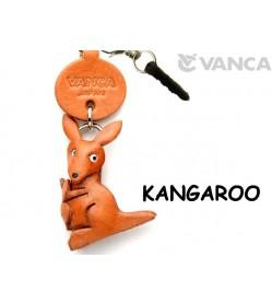 Kangaroo Leather Animal Earphone Jack Accessory