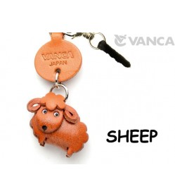 Sheep Leather Animal Earphone Jack Accessory