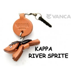 River Sprite Leather Animal Earphone Jack Accessory