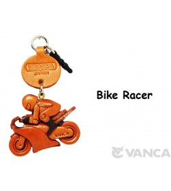 Bike Racer Leather goods Earphone Jack Accessory