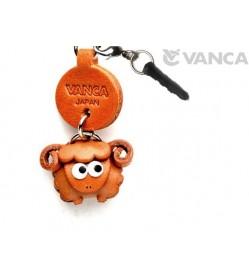 Sheep Leather Little Animal Earphone Jack Accessory