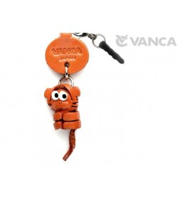 Monkey Leather Little Animal Earphone Jack Accessory