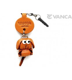 Dog Leather Little Animal Earphone Jack Accessory