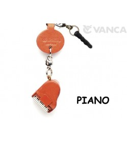 Piano Leather goods Earphone Jack Accessory