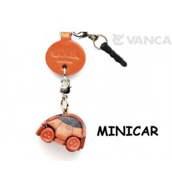 Minicar Leather goods Earphone Jack Accessory