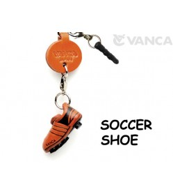 Soccer Shoe Leather goods Earphone Jack Accessory