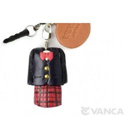 Uniform Girls Blazer Suit Leather goods Earphone Jack Accessory