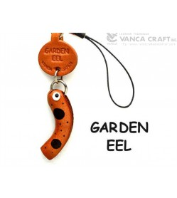Garden Eel Leather Fish Cellularphone Charm