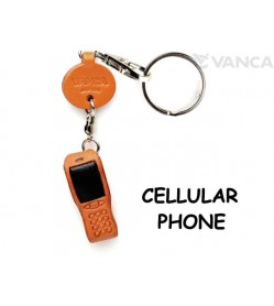 Cellularphone Japanese Leather Keychains Goods