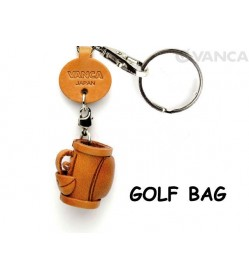 Golf bag Japanese Leather Keychains Goods