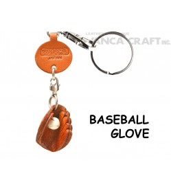 Baseball Glove Japanese Leather Keychains Goods