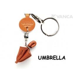 Umbrella Japanese Leather Keychains Goods