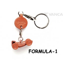 F-1 Japanese Leather Keychains Goods