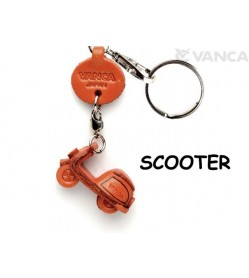 Motor Scooter Japanese Leather Keychains Goods