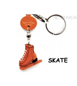 SkateShoe Japanese Leather Keychains Goods